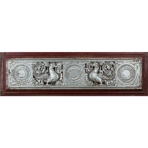 Carved Panel,Rani Arts & Teak, - Artisera