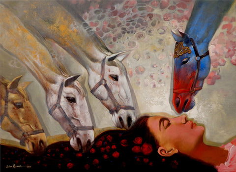 Relation 2,[product_collection],Artisera Paintings,Jiban Biswas - Artisera