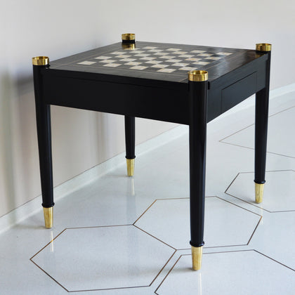Bridge or Chess Table