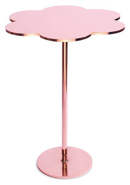 Copper Flower Table