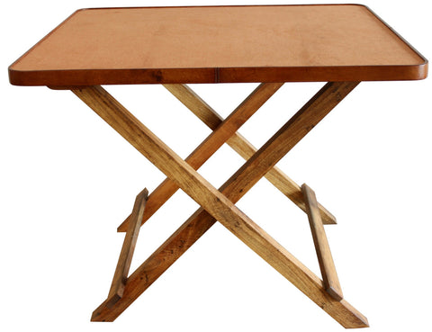 Dak Bangla Folding Games Table