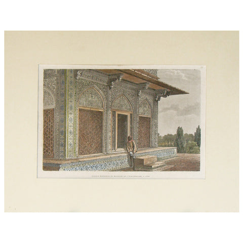 Tomb of Ithmatudaullah in Agra,La Boutique, - Artisera
