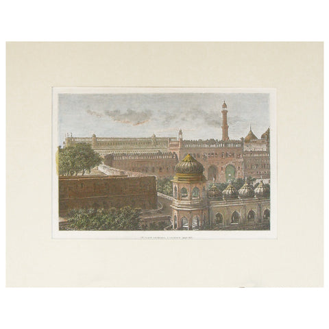 The Grand Imambara, Lucknow,La Boutique, - Artisera