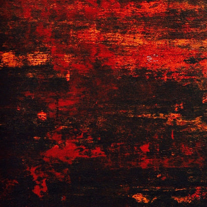 Crimson Sky,[product_collection],Artisera Paintings,Naina Maithani Kulkarni - Artisera