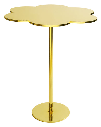 Gold Flower Table