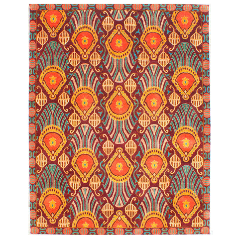 Ikat Collection 1 - Carpet,[product_collection],Cocoon Fine Rugs, - Artisera