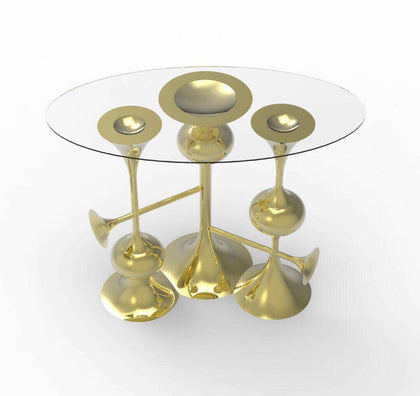 Trumpet Table