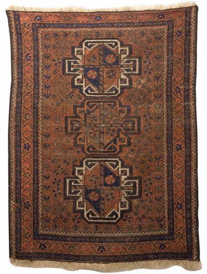 Central Asian Rug 01