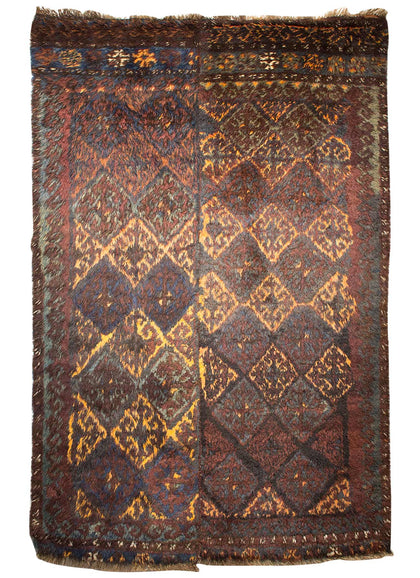 Central Asian Rug 02