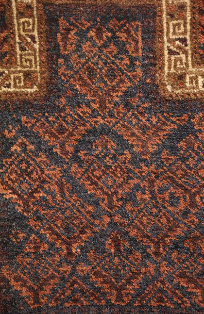 Central Asian Prayer Rug 01