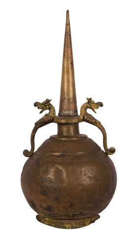 Oil Can with Yali Handles