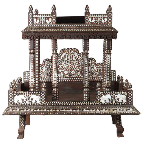 Mughal Style Temple,[product_collection],Essajees, - Artisera