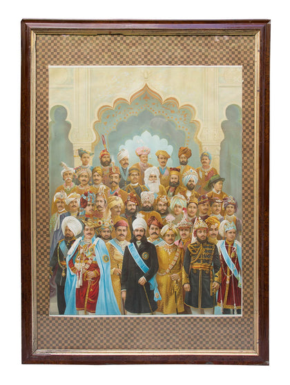 The Ruling Princes of India