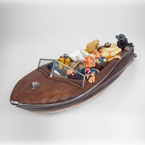 Le Playboy Speedboat