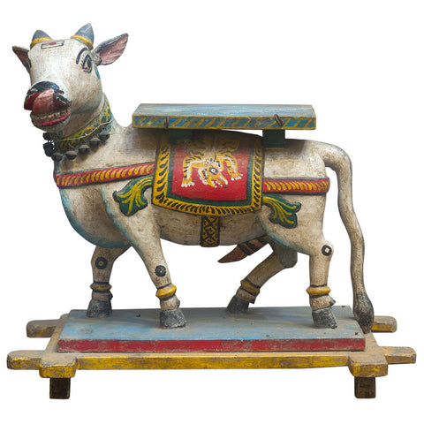 Painted Nandi,Crafters, - Artisera