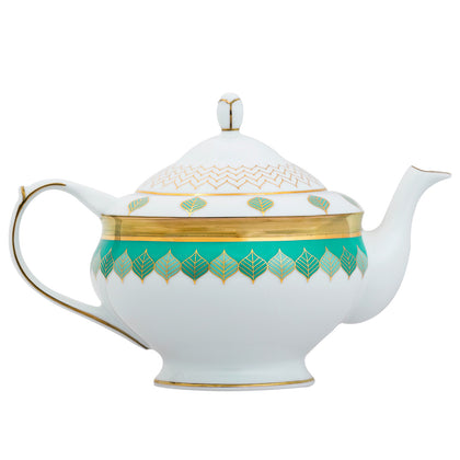 Banaras 15 Piece Tea Set,[product_collection],Nishita Fine Dinnerware, - Artisera