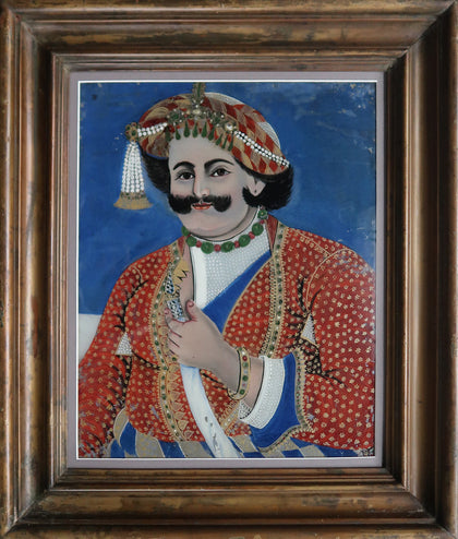 The Maharaja of Benares