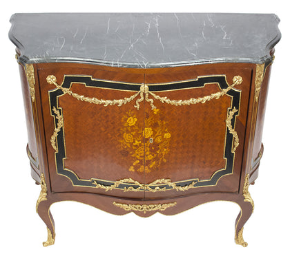 Sideboard with Embellishments