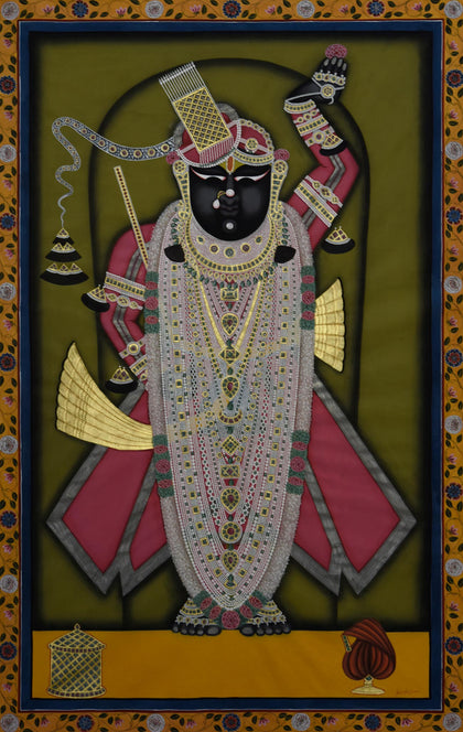 Shrinathji XVII