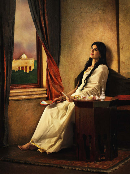 Contemplation (Smriti Bhatia), 2009