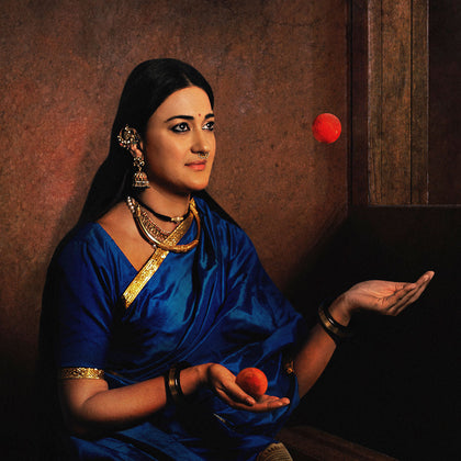 Lady Juggler (Binita Rawley), 2009,[product_collection],Tasveer,Rohit Chawla - Artisera