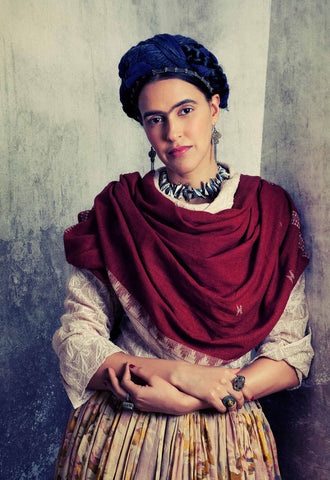 A Photograph of Frida Kahlo (Neha Dhupia), 2012