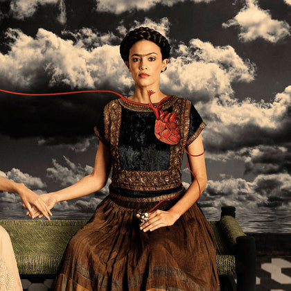 The Two Fridas (Tishani Doshi), 2012,Tasveer,Rohit Chawla - Artisera