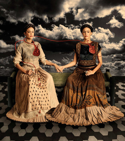 The Two Fridas (Tishani Doshi), 2012