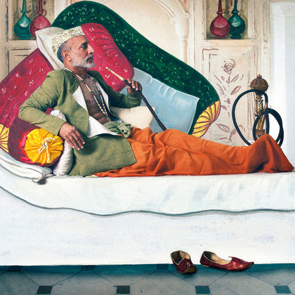 The Dying Inayat Khan (Aman Nath), 2013-2015,[product_collection],Tasveer,Rohit Chawla - Artisera