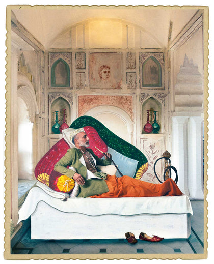 The Dying Inayat Khan (Aman Nath), 2013-2015
