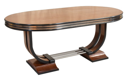 Art Deco Dining Table - III