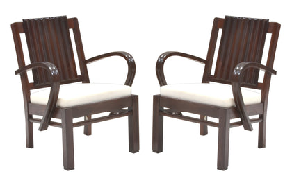 Pair of Art Deco Chairs - II