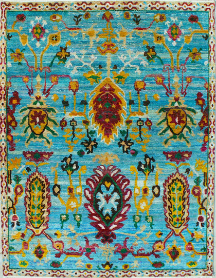 Sari Exotica 1 - Carpet,[product_collection],Cocoon Fine Rugs, - Artisera