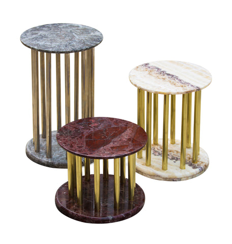 teak wood table. Stella Side Tables Trio Teak Wood Table