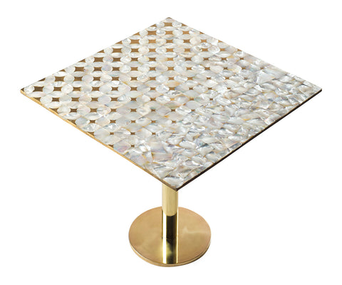 Star Inlay Table