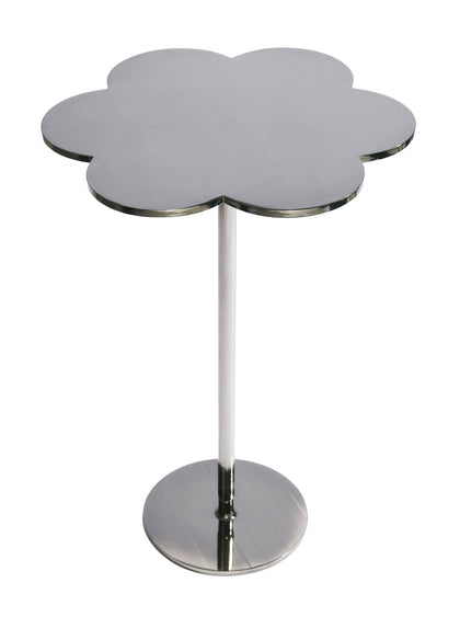 Grey Flower Table