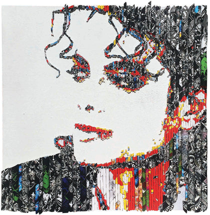 Storyteller - Michael Jackson,[product_collection],Artisera,Vinita Dasgupta - Artisera