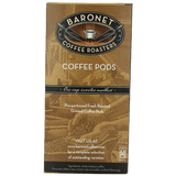 Baronet Coffee French Dark Roast 18-Count Coffee Pods (Pack of 3)