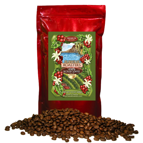Hawaiian Coffee of the Month Club Hawaiian Coffee Shipped Monthly for Six Months