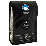 Kicking Horse Coffee Three Sisters Medium Whole Bean Coffee 2.2-Pound Pouch