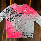 Mikina ART LOVE FASHION
