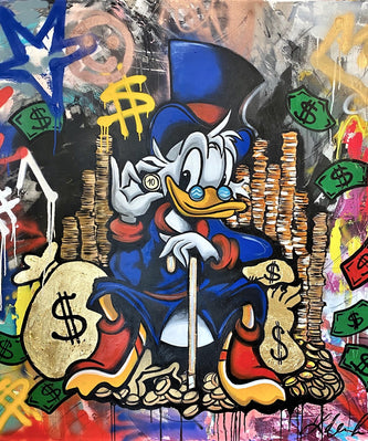 Uncle Scrooge McDUCK