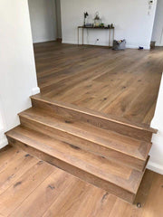 Grey Lime Oak pre-finished 20/6mm
