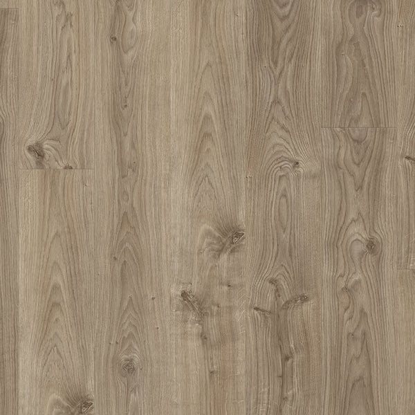 Livyn Balance Click Vinyl Cottage Oak Brown Grey