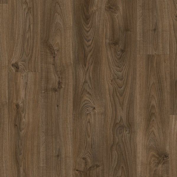 Livyn Balance Click Vinyl Cottage Oak Dark Brown