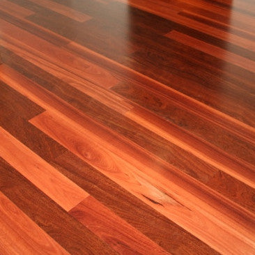 Red Ironbark - Hardwood T & G