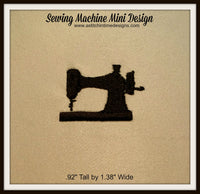 Sewing Machine Mini Design