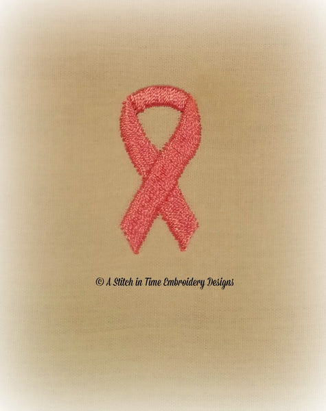 Pink Ribbon Mini Design