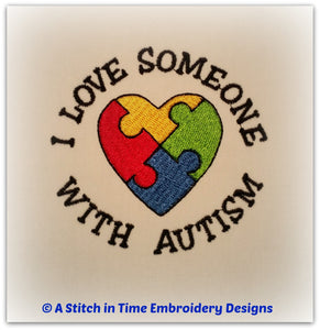 I Love Someone with Autism