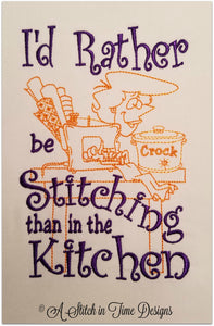 Stitching Kitchen